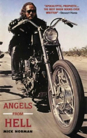 book cover of Angels from Hell