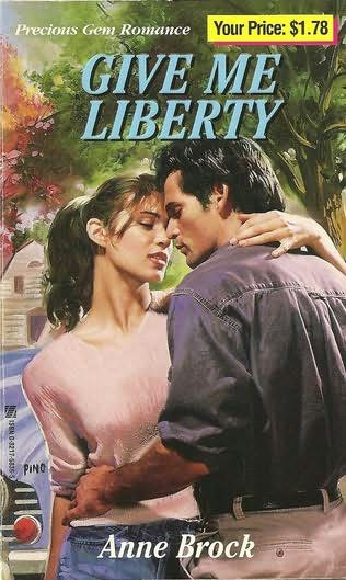 book cover of Give Me Liberty