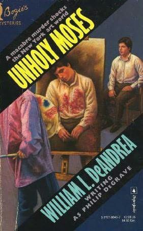 book cover of Unholy Moses
