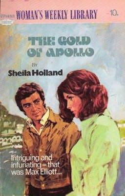 book cover of The Gold of Apollo