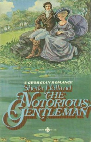book cover of The Notorious Gentleman