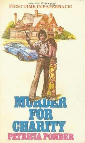 book cover of Murder for Charity