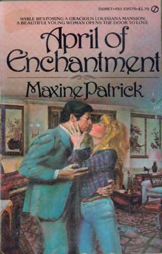 book cover of April of Enchantment
