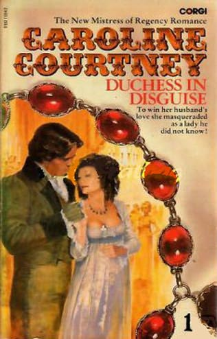 book cover of Duchess in Disguise