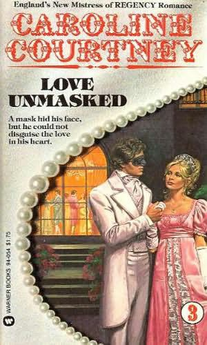 book cover of Love Unmasked