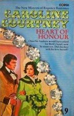 book cover of Heart of Honour