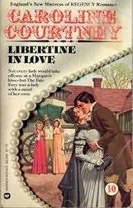 book cover of Libertine in Love