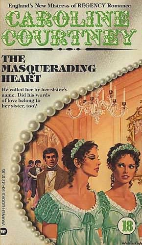 book cover of The Masquerading Heart