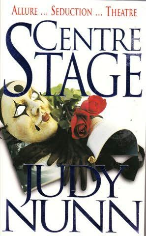 book cover of Centre Stage