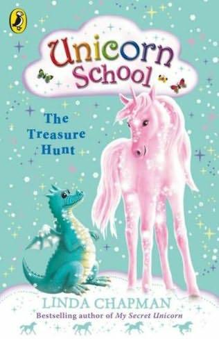 book cover of The Treasure Hunt: Unicorn School