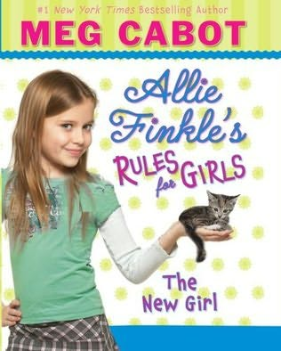book cover of The New Girl