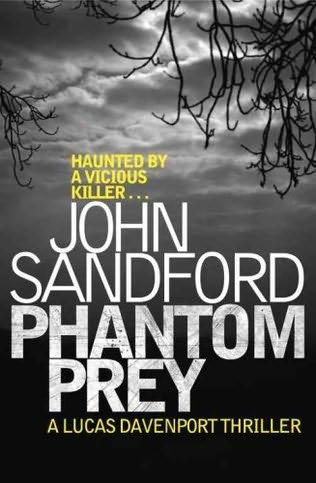 book cover of  Phantom Prey   (Lucas Davenport, book 18) by John Sandford
