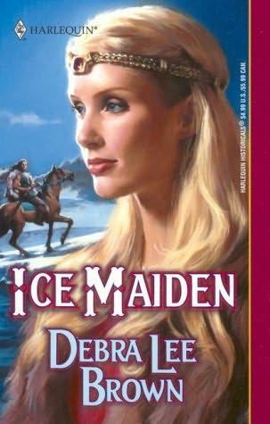 book cover of Ice Maiden
