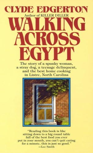 book cover of Walking Across Egypt