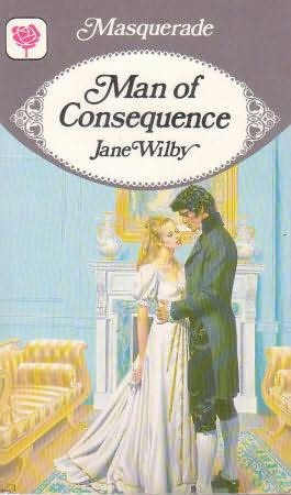 book cover of Man of Consequence