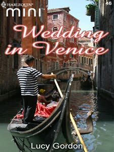 book cover of Wedding in Venice