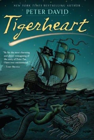 book cover of Tigerheart