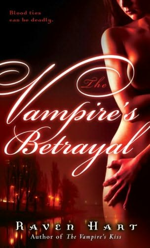 book cover of   The Vampire's Betrayal    (Savannah Vampire, book 4)  by  Raven Hart