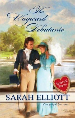 book cover of The Wayward Debutante