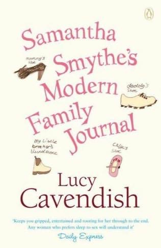 book cover of Samantha Smythe\'s Modern Family Journal