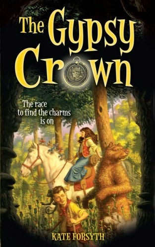 book cover of The Gypsy Crown