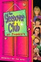book cover of The Sleepover Club At Frankie\'s