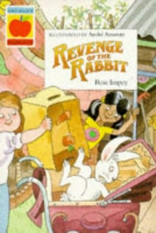 book cover of The Revenge of the Rabbit
