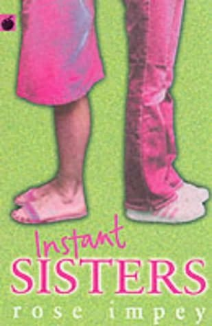 book cover of Instant Sisters