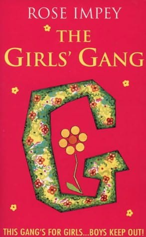 book cover of The Girls\' Gang
