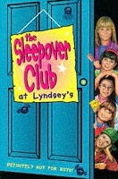 book cover of The Sleepover Club At Lyndsey\'s