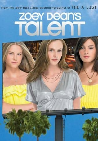 book cover of Talent