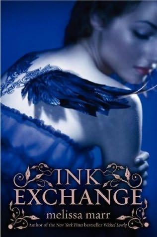 book cover of Ink Exchange