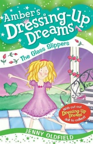 book cover of The Glass Slippers