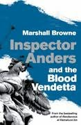 book cover of Inspector Anders and the Blood Vendetta