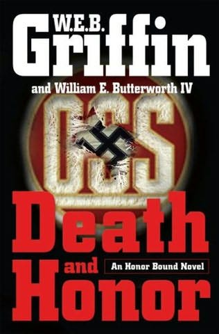 book cover of Death and Honor
