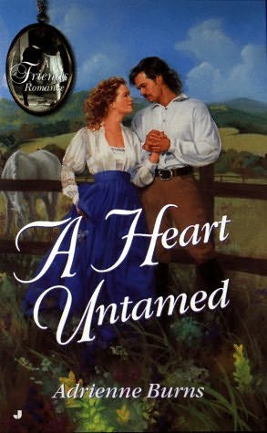book cover of A Heart Untamed