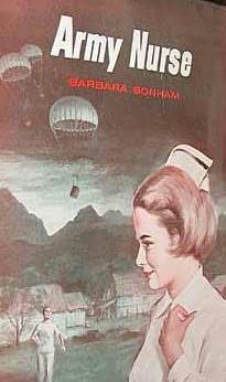book cover of Army Nurse
