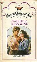 book cover of Sweeter Than Wine
