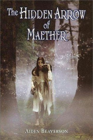book cover of The Hidden Arrow of Maether
