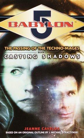 book cover of Casting Shadows