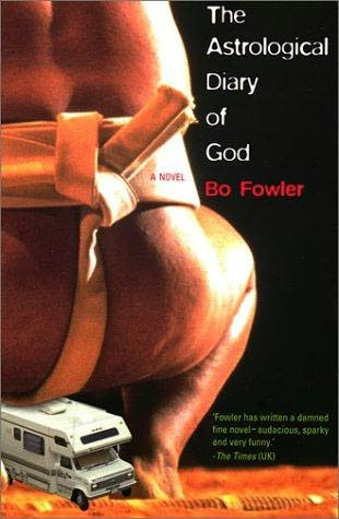 book cover of The Astrological Diary of God