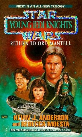 book cover of Return to Ord Mantell