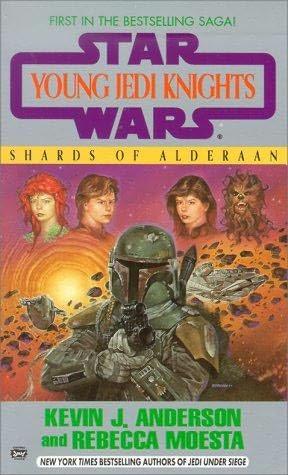 book cover of Shards of Alderaan