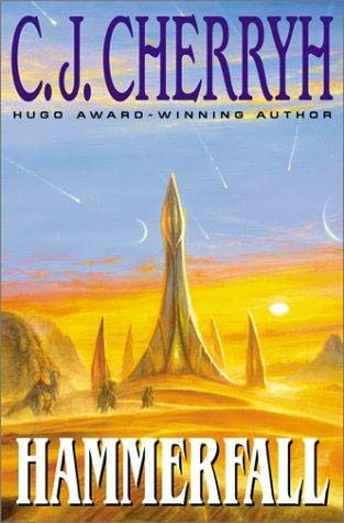 book cover of Hammerfall