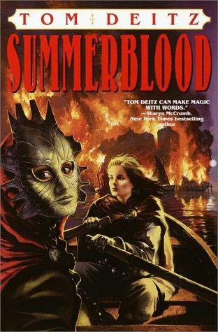 book cover of Summerblood