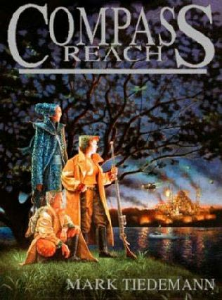 book cover of Compass Reach