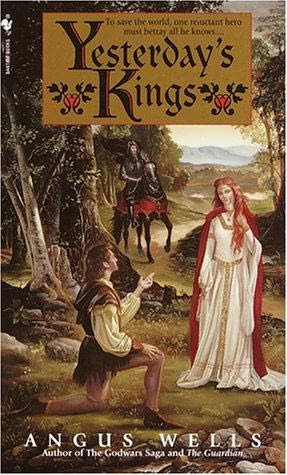 book cover of Yesterday\'s Kings
