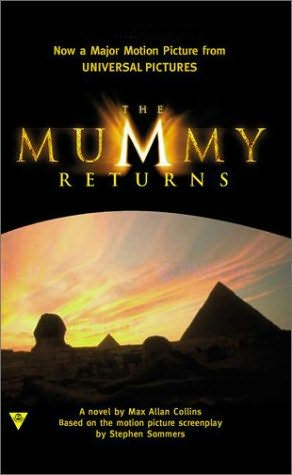book cover of The Mummy Returns