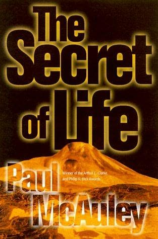 book cover of The Secret of Life