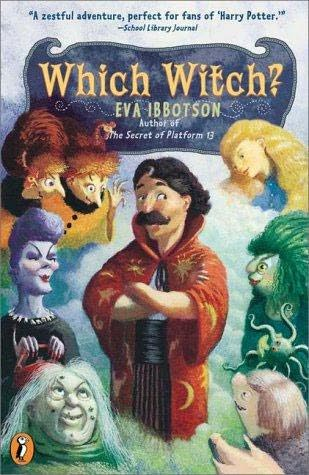 book cover of   Which Witch?   by  Eva Ibbotson